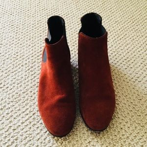 Sandro Chelsea Boots
